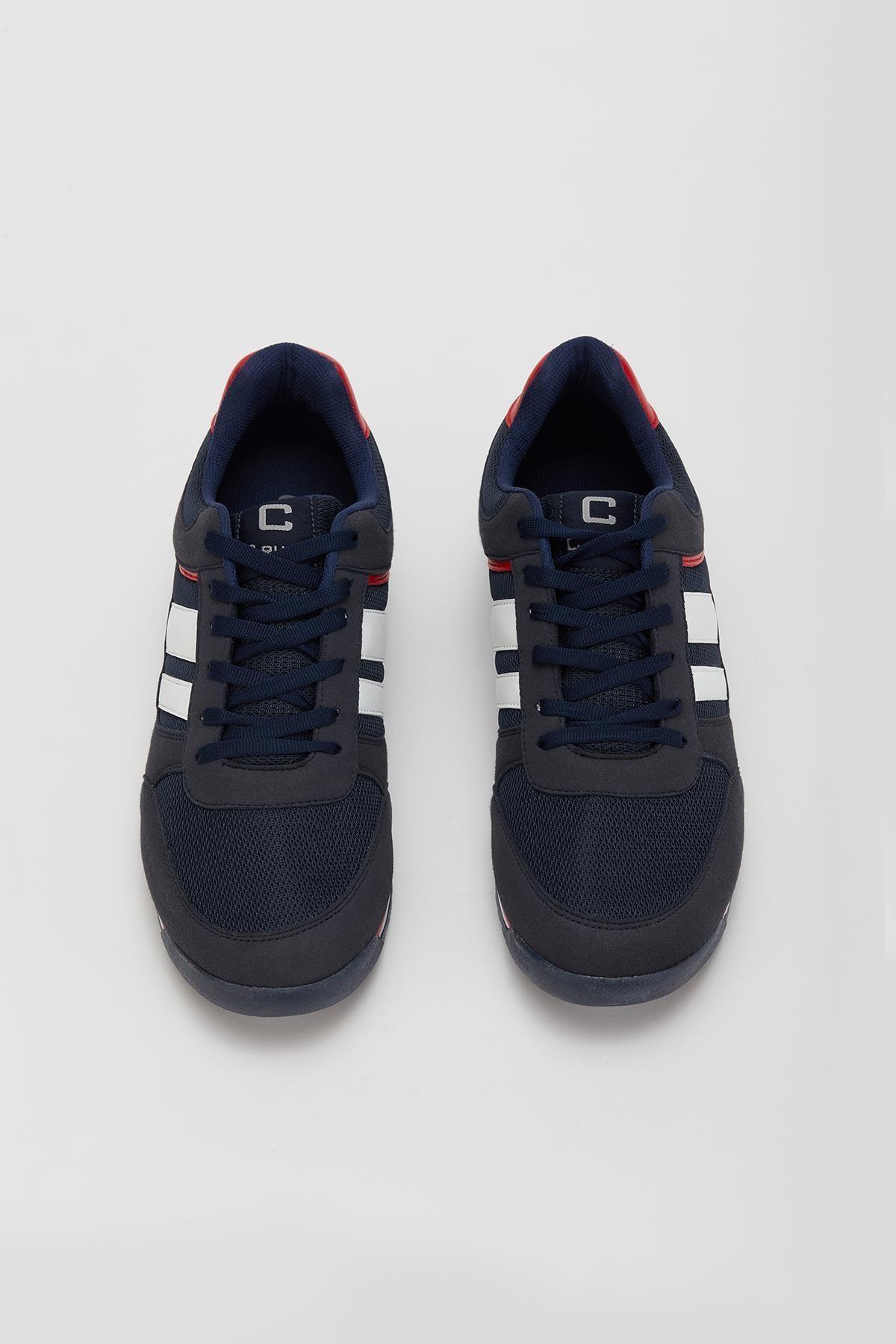MUGGO Crsh603 Erkek Sneaker Ayakkabı 2