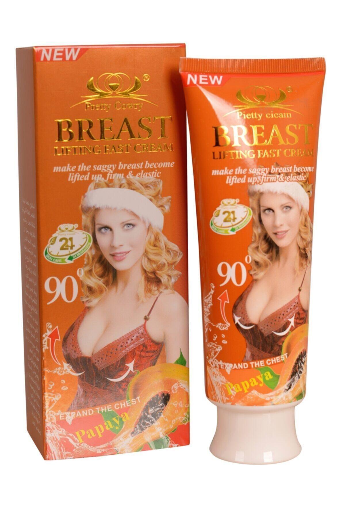 Roesıa Rose Cosmetics Breast Papaya Özlü 120 gr Göğüs Büyütücü Dikleştirici Toparlayıcı Krem 1
