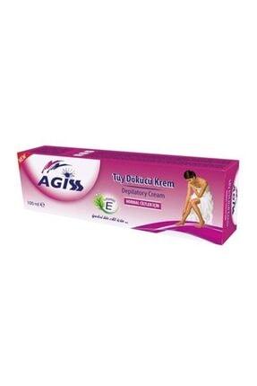 AGISS Tüy Dökücü Krem Normal Ciltler Için 100 ml