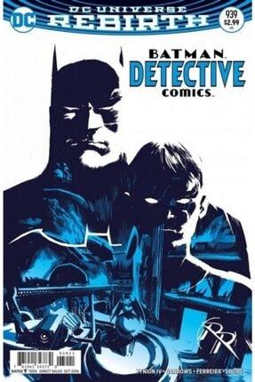 TM & DC Comics-Warner Bros Dc Universe Rebirth Batman Detective Comics #939 (variant Edition) Fasikül Ingilizce Çizgi Roman