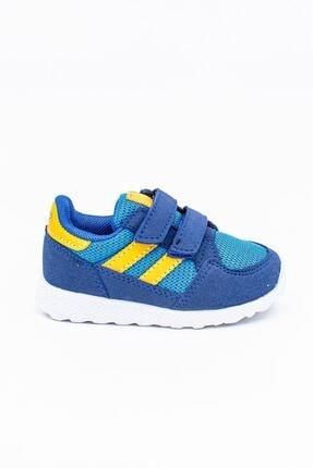 Jump Saks Sarı Unisex Bebek Ayakkabıları-20yjum25325428