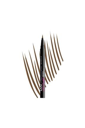 NYX Professional Makeup Lift & Snatch! Brow Tint Pen Brunette - Kaş Kalemi