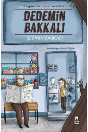 Taze Kitap Dedemin Bakkalı - Şermin Yaşar