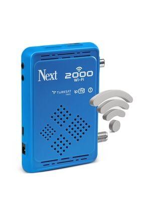 Next 2000 Çanaklı - Çanaksız Dahili Wi-Fi Full HD Uydu Alıcı