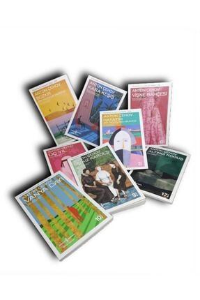 İş Bankası Kültür Yayınları Anton Çehov 8 Kitap Set