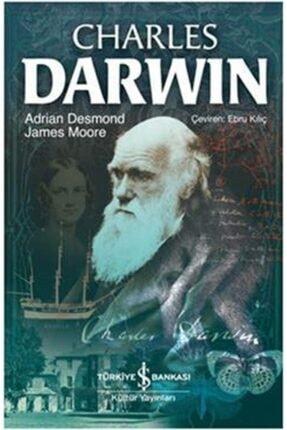 İş Bankası Kültür Yayınları Charles Darwin (ciltli)