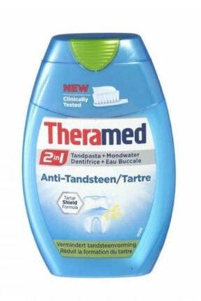 Theramed 2in1 Anti-tandsteen Diş Macunu Tandpasta 75 ml