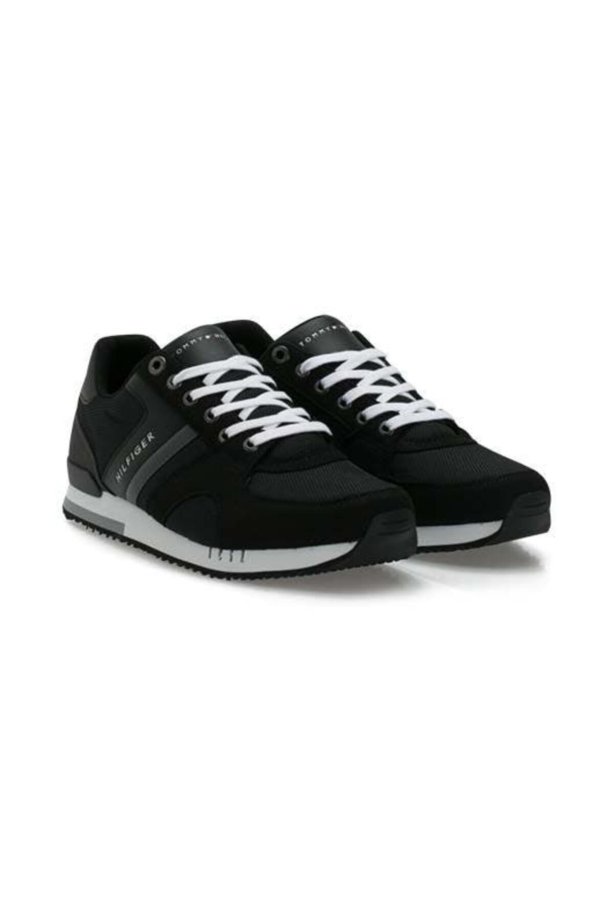 Tommy Hilfiger Tommy Hılfıger Maximilian Erkek Sneakers Xm0xm01350 Bds 1