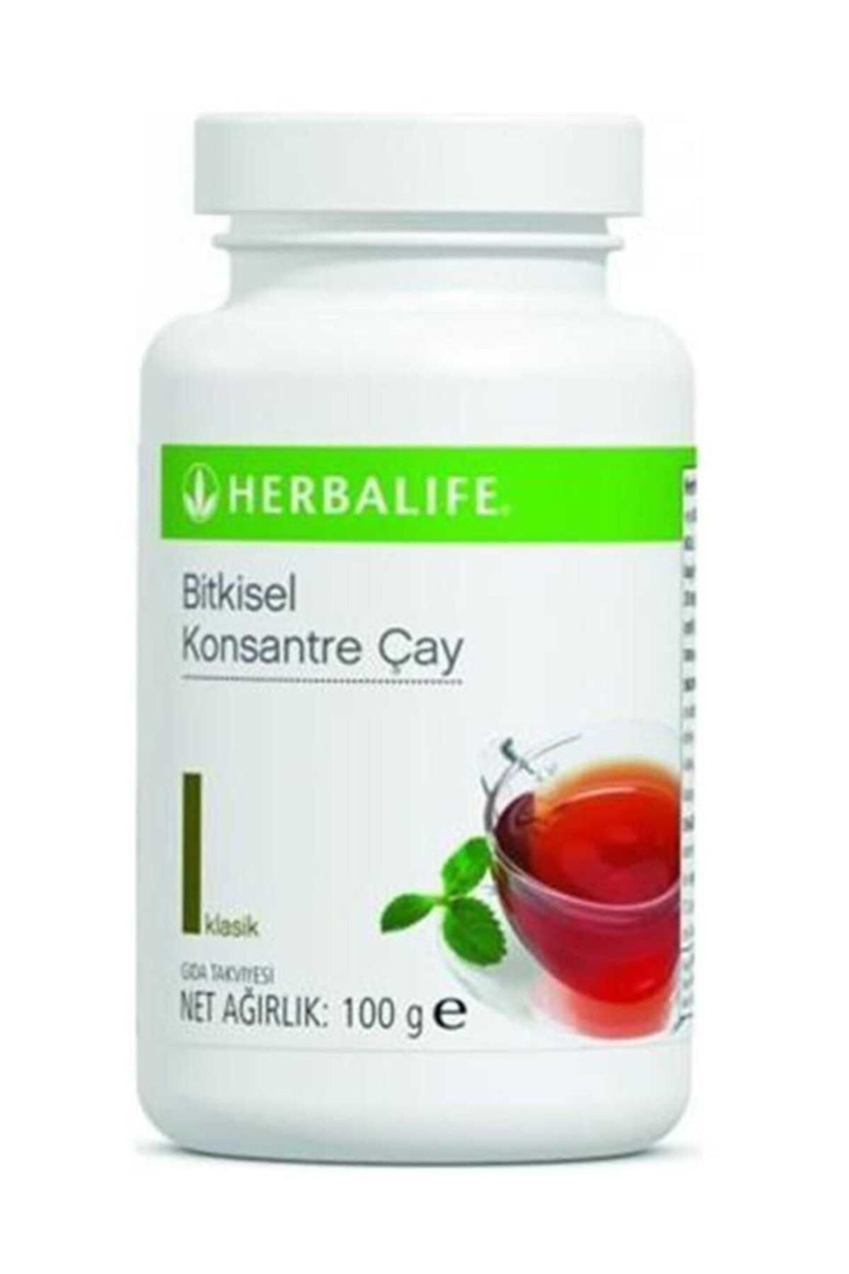 Herbalife Bitkisel Konsantre Klasik Çay 100 gr. 1