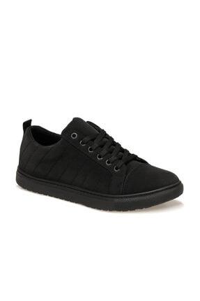 FORESTER KP-012 1FX Siyah Erkek Kalın Tabanlı Sneaker 100910464