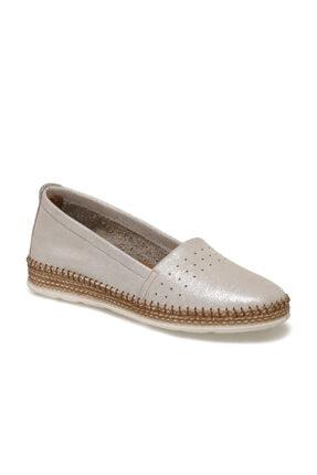 Polaris 5 Nokta 103209PZ1FX Altın Kadın Klasik Ayakkabı 101000661
