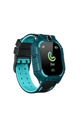 Smartberry Çocuk Yeşil Konum Takipli Sim Kart Girişli Lbs Ve Sos Özellikli Akıllı Saat