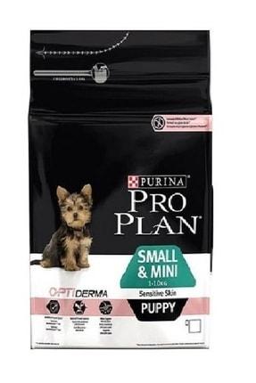 Proplan Puppy Somonlu Küçük Irk Yavru Köpek Maması 3 kg