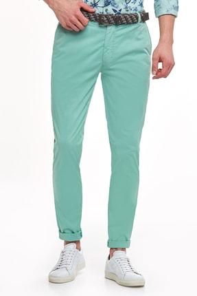 Hemington Açık Yeşil Pamuk Yazlık Chino Pantolon