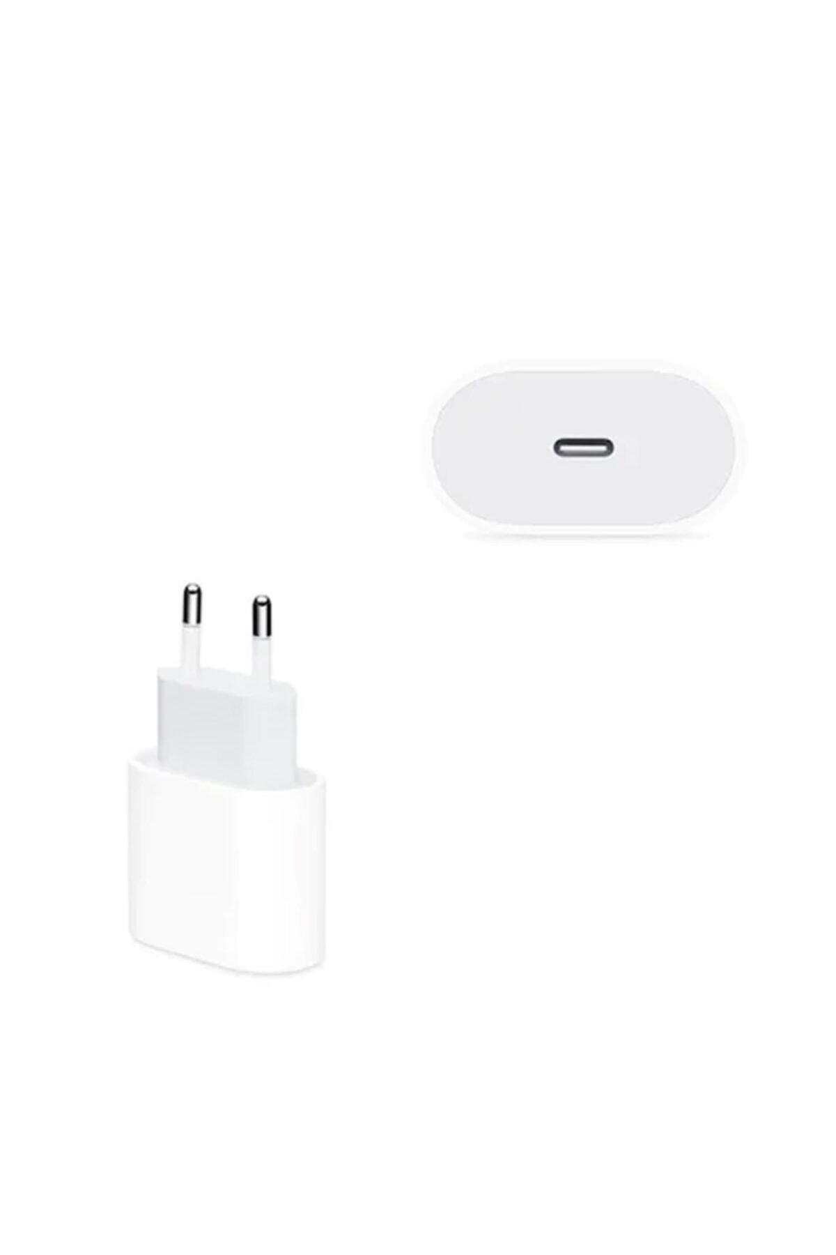 TY Tech Macbook Ipad Iphone 11 / 12 - Pro Max Mini Uyumlu 20w Adaptör Kablo Usb-c Pd Hızlı Şarj Aleti 2