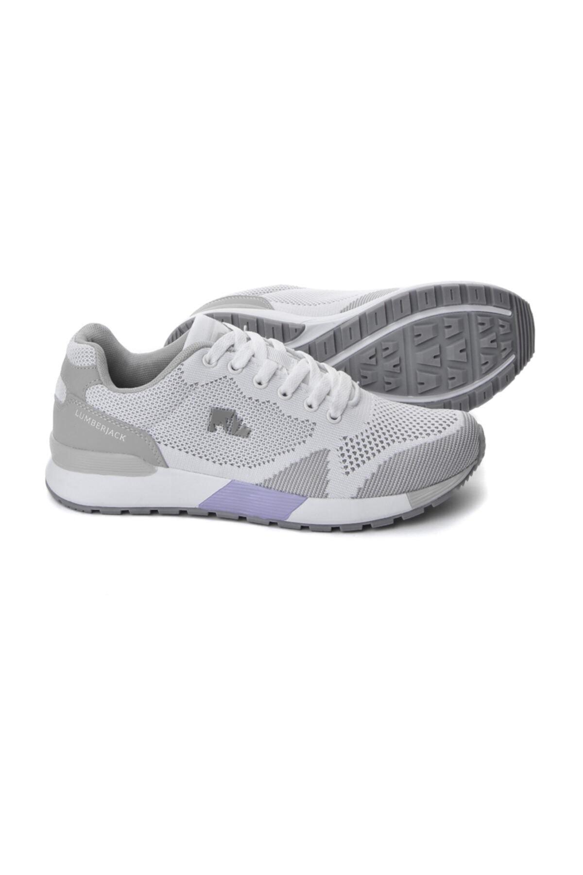 lumberjack VENDOR WMN Beyaz Kadın Sneaker 100299190 2