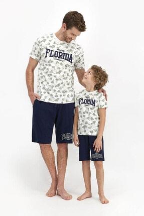 ROLY POLY Kısa Kol Şort Pijama Takımı (baba Oğul Kombin Yapılabilir Fiyatlar Ayrı Ayrıdır)