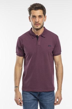 Slazenger BAMBI Erkek T-Shirt K.Bordo ST11TE100