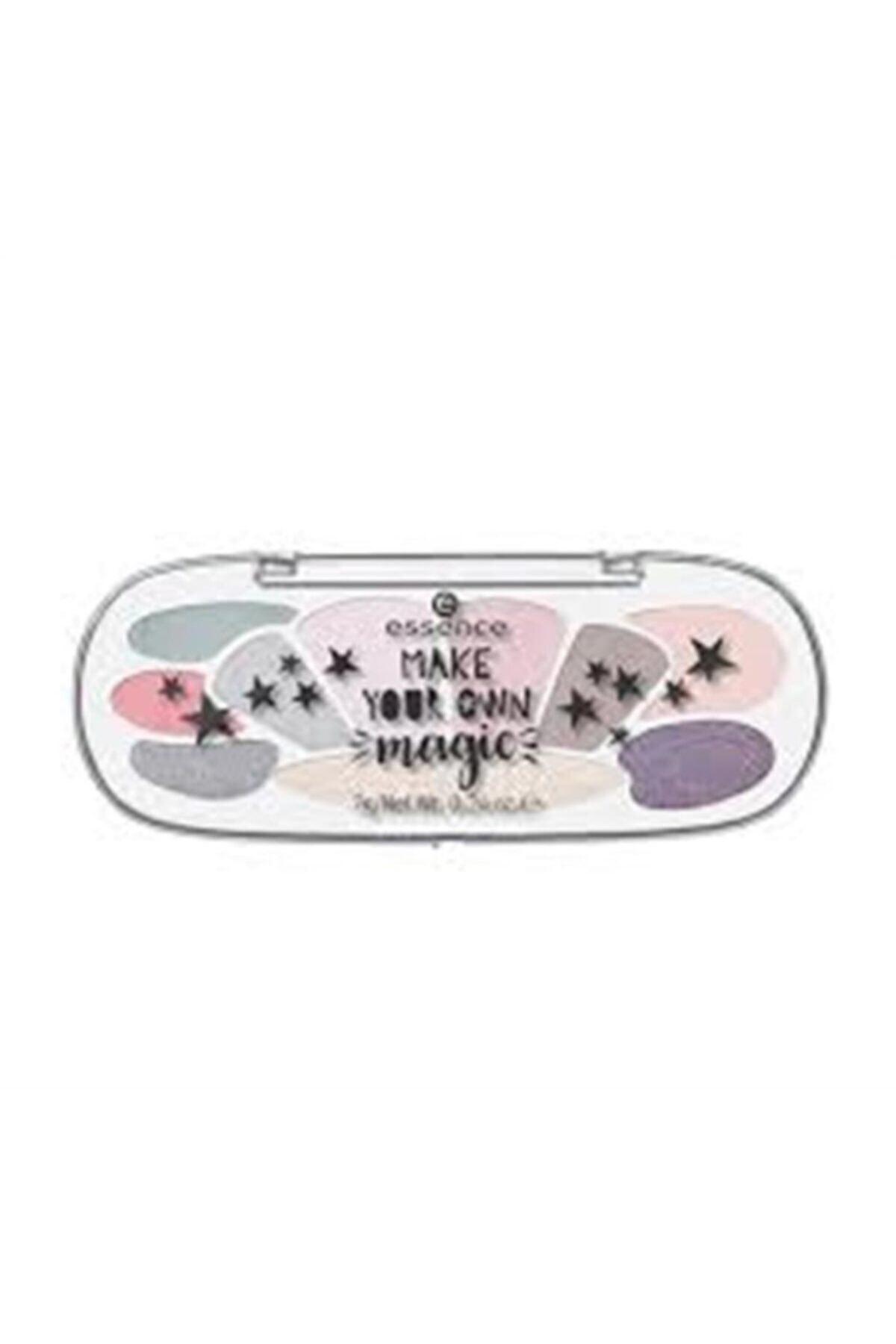 Essence Make Your Own Magic Eyeshadow Box Palet Göz Farı 06 2