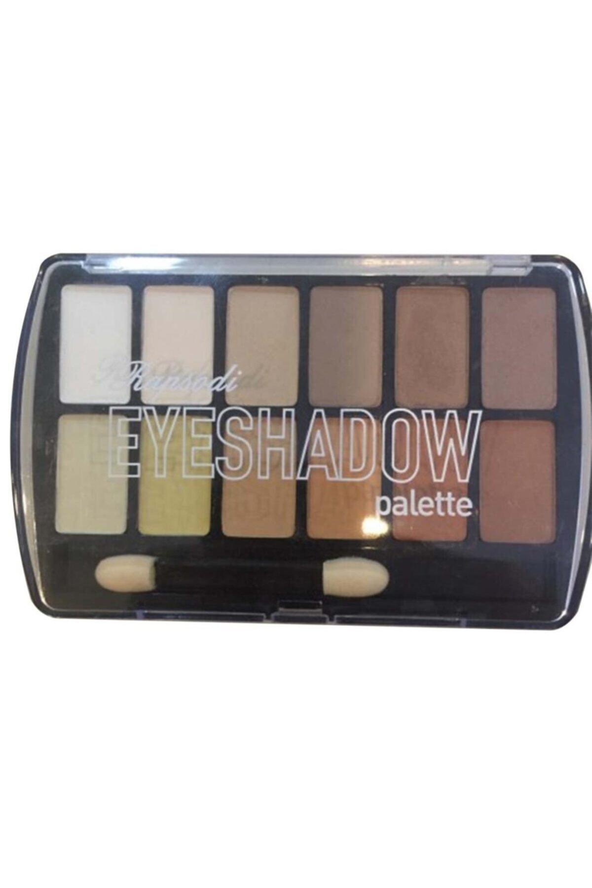 Gabrini Palette Nude Eyeshadow 01 2