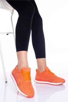 KAFKASLAR Bayan Turuncu Spor Ayakkabı