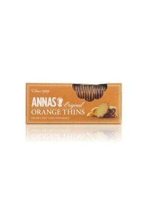 Lotus Anna's Portakallı Bisküvi 150 gr
