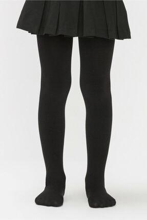 Penti Kadın Siyah Termal Külotlu Çorap - 9-10