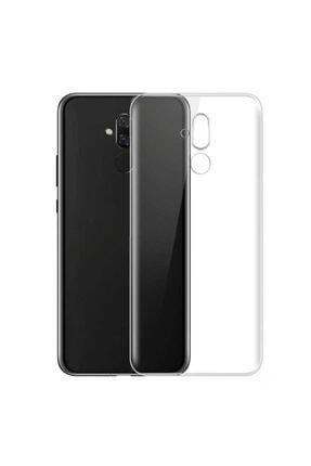 Huawei Mate 20 Lite Kılıf Şeffaf Tam Koruma Esnek Süper Silikon Model