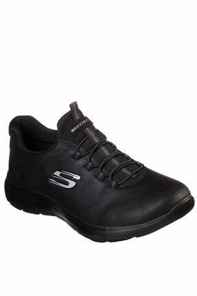 SKECHERS SUMMITS Kadın Siyah Spor Ayakkabı