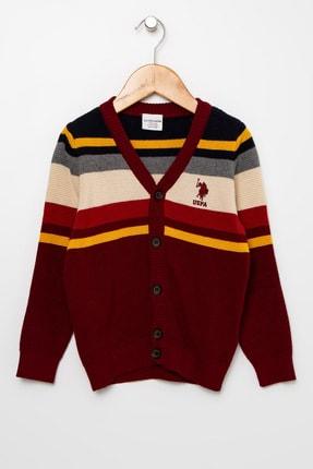 U.S. Polo Assn. Lacivert Erkek Çocuk Triko Hırka