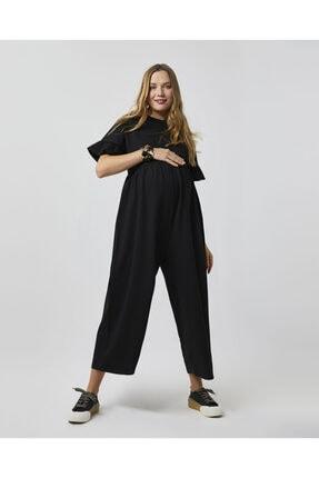 Style The Bump Kadın Siyah Tulum