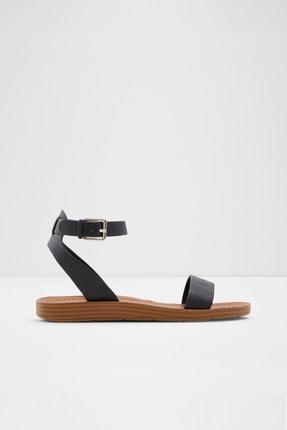 Aldo Kadın Siyah Hakiki Deri Sandalet
