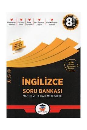 Zeka Küpü Yayınları 8. Sınıf İngilizce Soru Bankası