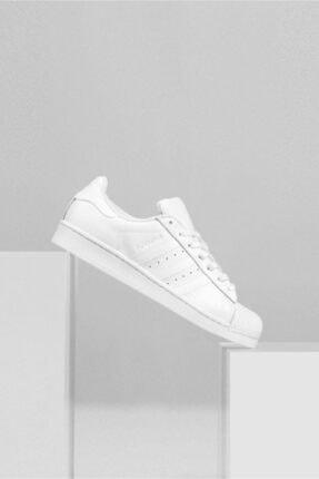 Superstar Unisex Beyaz Ayakkabı