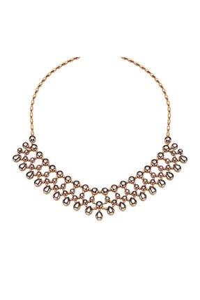 Clavis Jewelry Kadın Elmas Taşlı Kolye