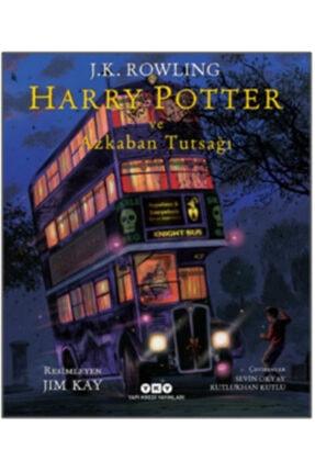 Yapı Kredi Yayınları Kültür Harry Potter Ve Azkaban Tutsağı (3) (resimli Özel Baskı )