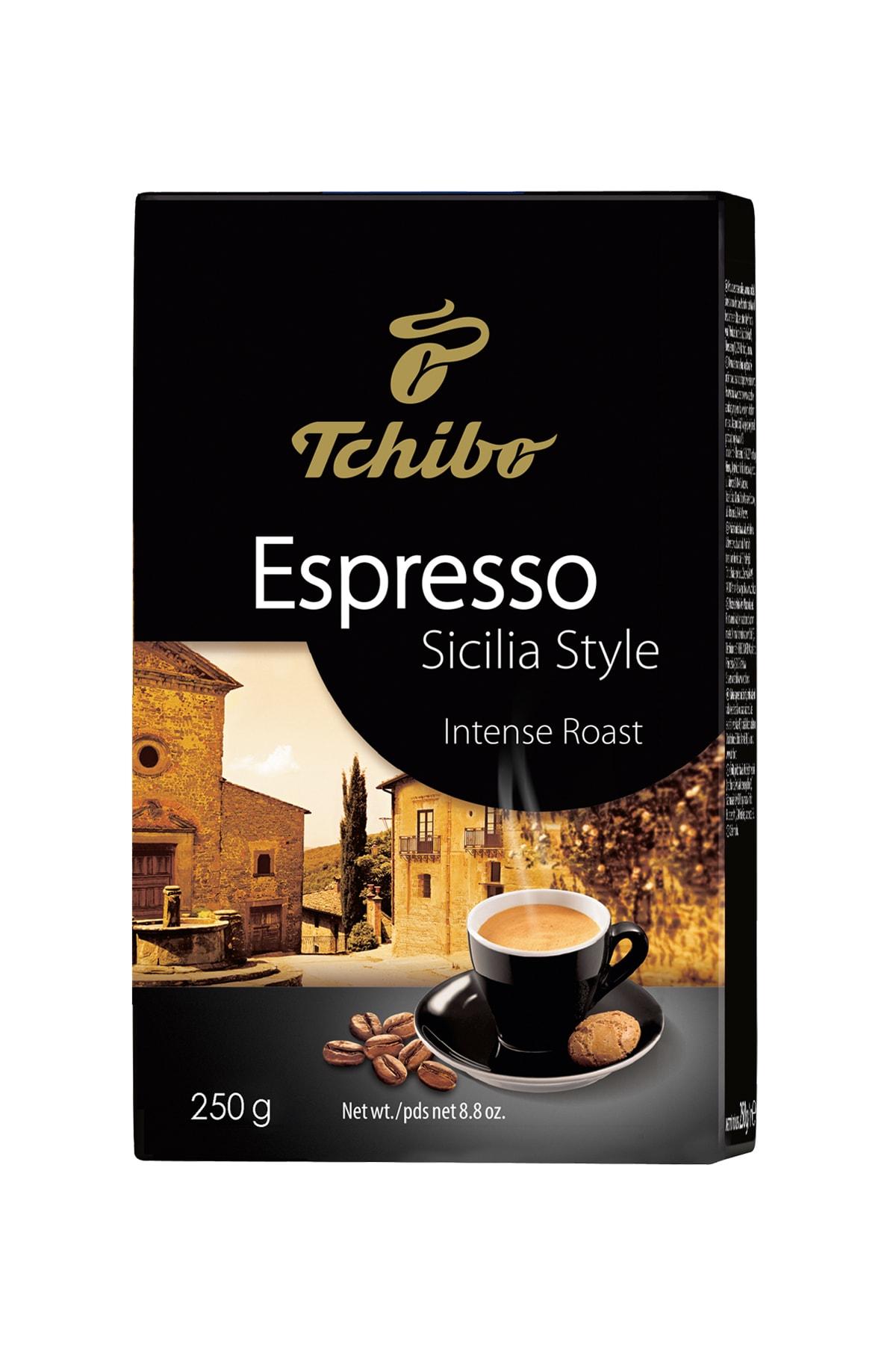 Tchibo Espresso Sicilia Style Öğütülmüş Filtre Kahve 250 gr