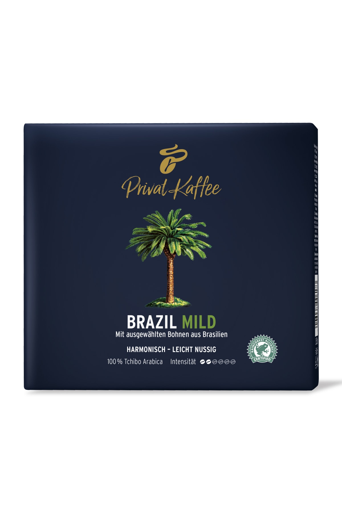 Tchibo Privat Kaffee Brazil Mild Öğütülmüş Filtre Kahve 2 X 250gr 1751