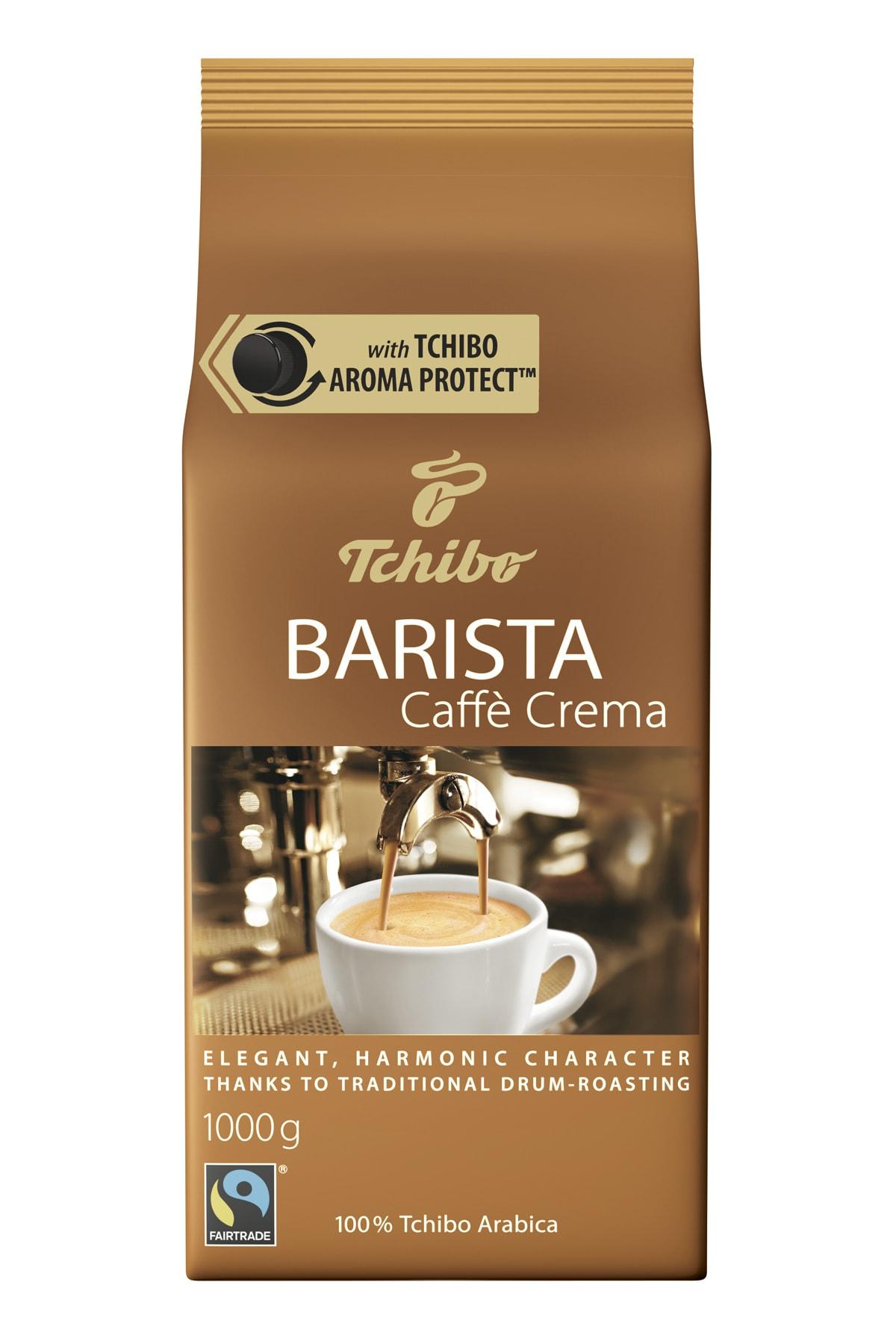 Tchibo Barista Caffè Crema Çekirdek Kahve 1000 gr 92548