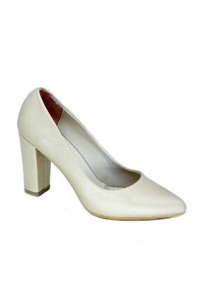 PUNTO Z Prada Kadın Topuklu Gunluk Fantazi Ayakkabı