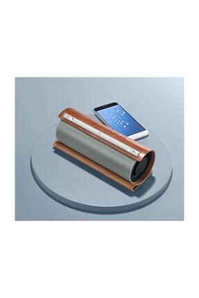 Tchibo Suni Deri Kılıflı Vintage Bluetooth® Hoparlör 137989