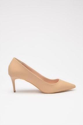 Hotiç Naturel  Klasik Topuklu Ayakkabı 01AYH213630A330