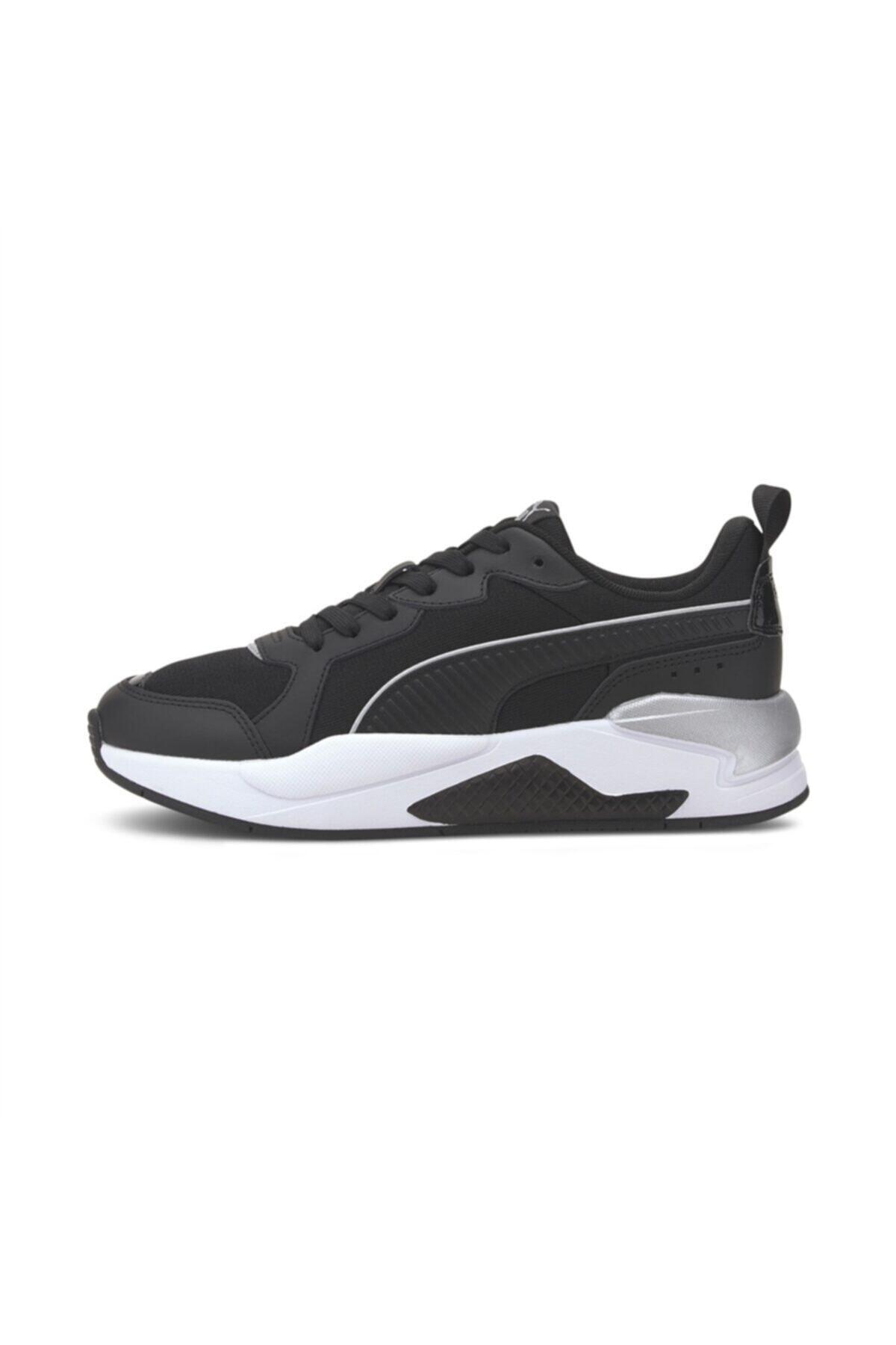 Puma X-RAY PATENT WN S PUMA BL Siyah Kadın Sneaker Ayakkabı 101085444 2