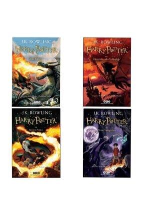 Yapı Kredi Yayınları Harry Potter 4 5 6 7 Harry Potter Set