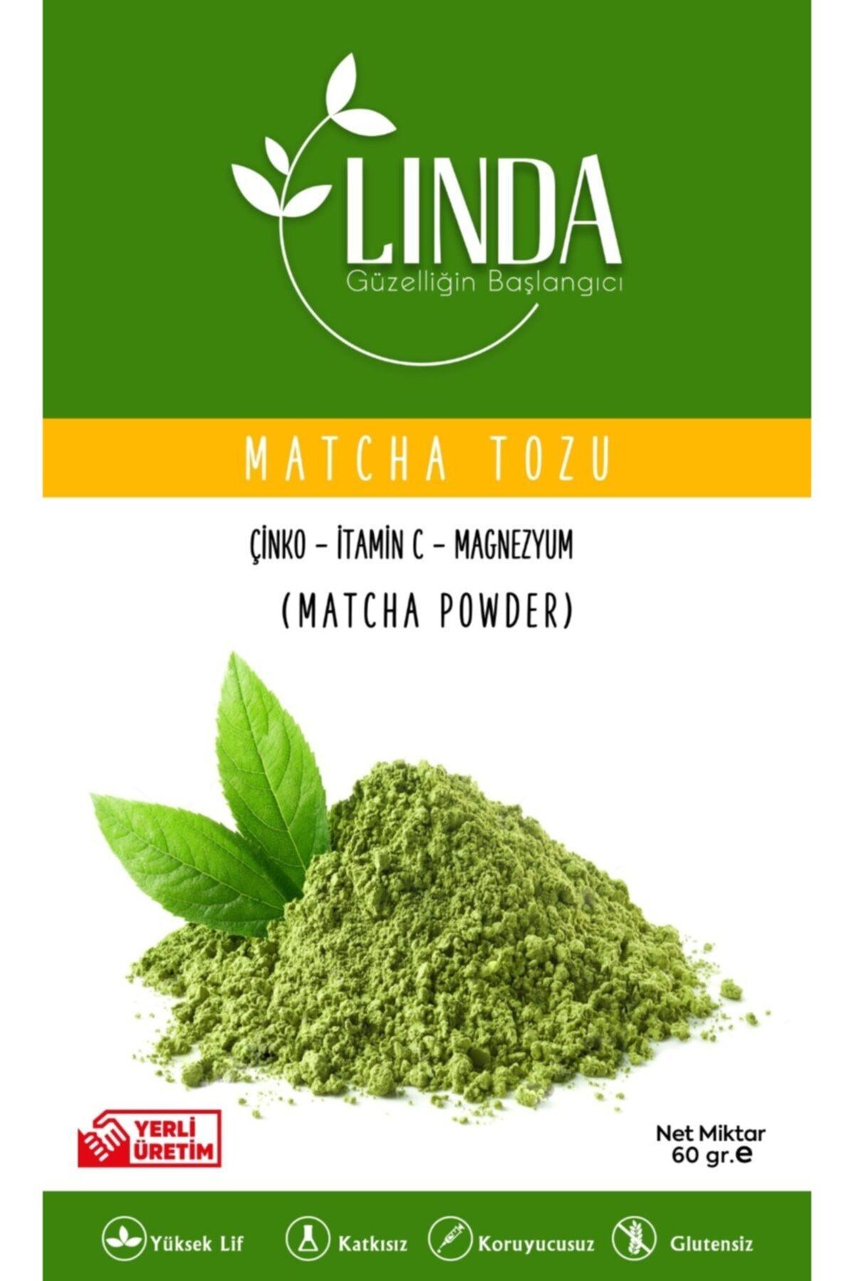 Linda Matcha Tozu 60 Gr 1
