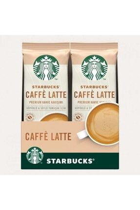 Starbucks Cafe Latte Premium Kahve Karışm 14 Gr X 10 Paket