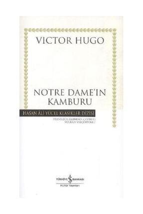 İş Bankası Kültür Yayınları Notre Dameın Kamburu - Hasan Ali Yücel Klasikleri