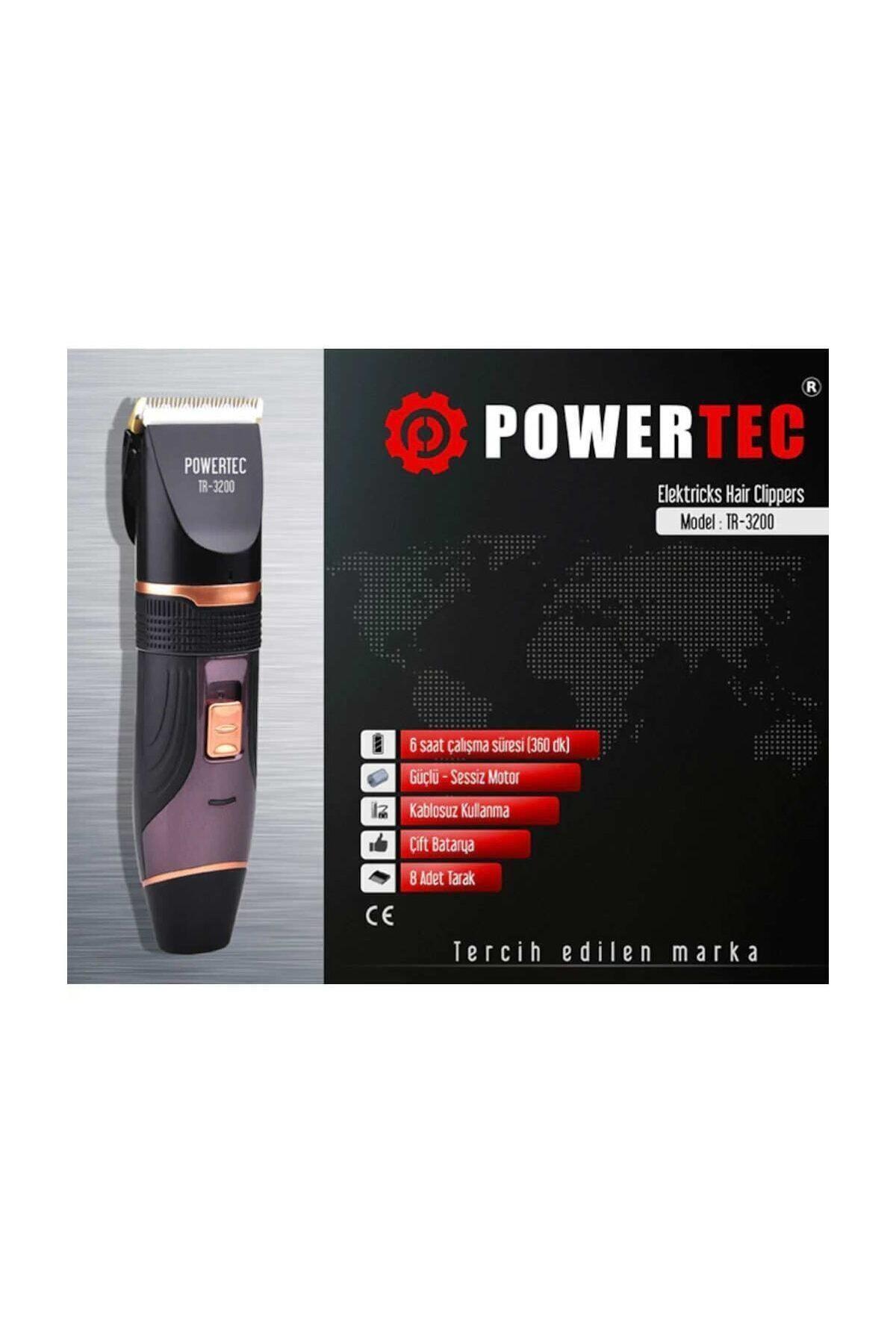 Powertec Tr 3200 Traş Makinesi 1