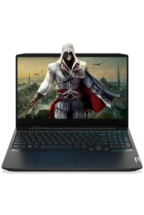 "LENOVO Ideapad Gaming 3 82ey00chtx01 Ryzen7 4800h 16gb 256ssd Gtx1650ti 15.6"" Fullhd Freedos Taşınab"
