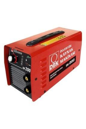 DBK Iw 200 Invertör Kaynak Makinası